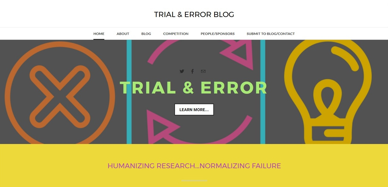 trial & error blog competition winner: nosa ali   stemosphere